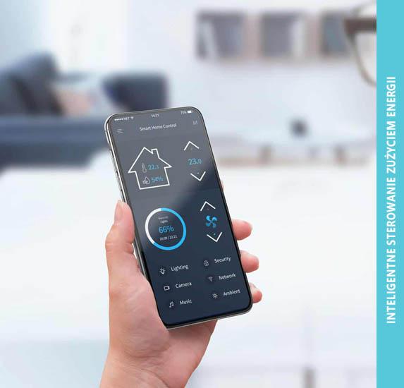 inteligentne sterowanie zużyciem energii